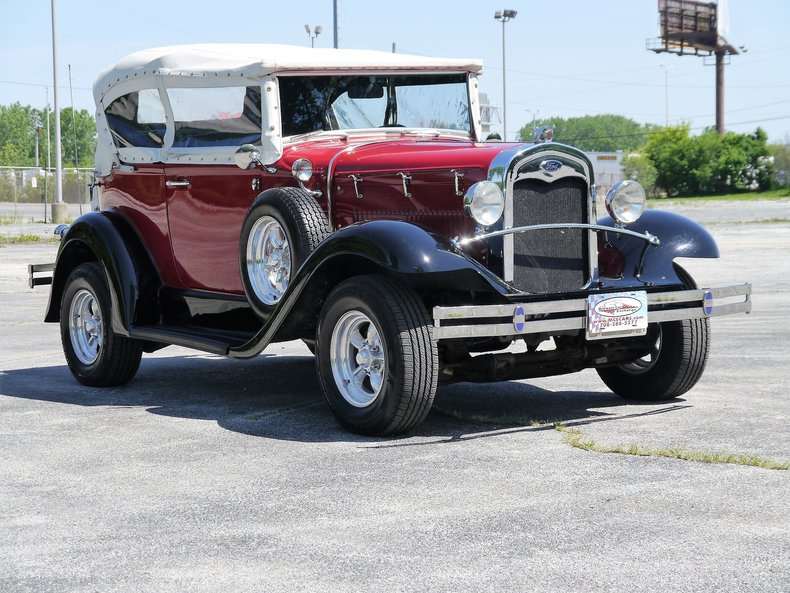 1931 Ford Model A Phaeton Replicar By Glassic For Sale