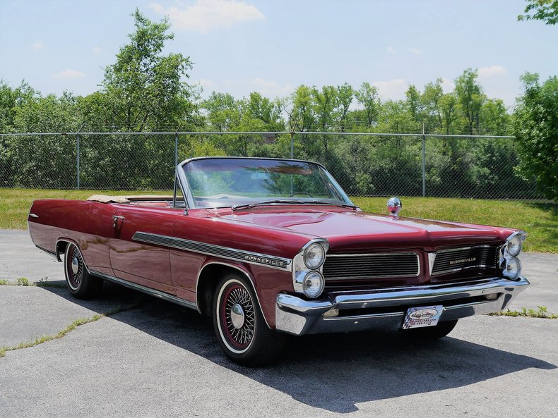 1963 Pontiac Bonneville