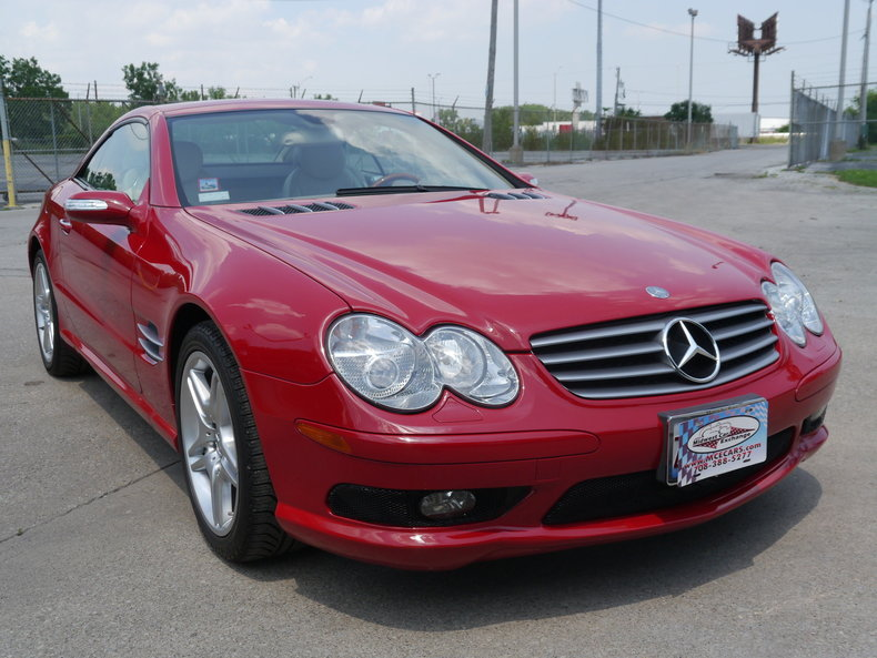 2006 2006 Mercedes Benz SL 500 For Sale