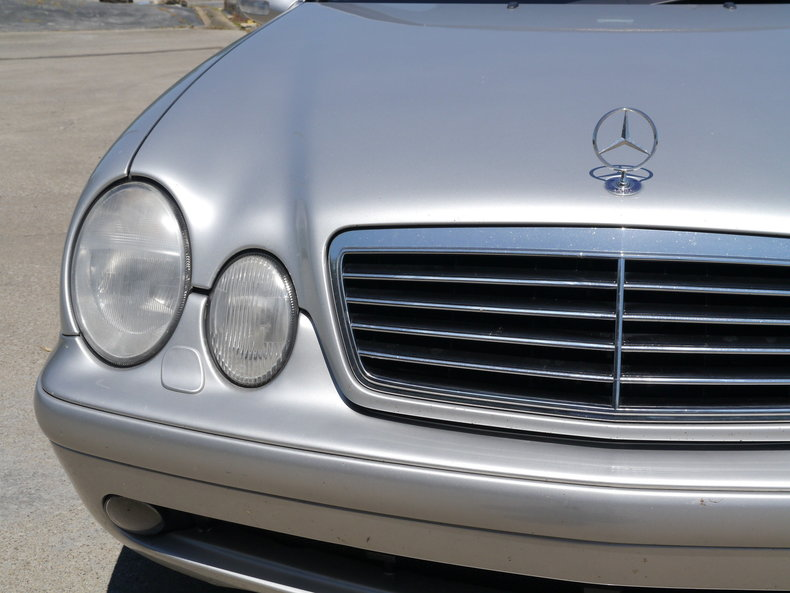2001 2001 Mercedes Benz CLK430 For Sale