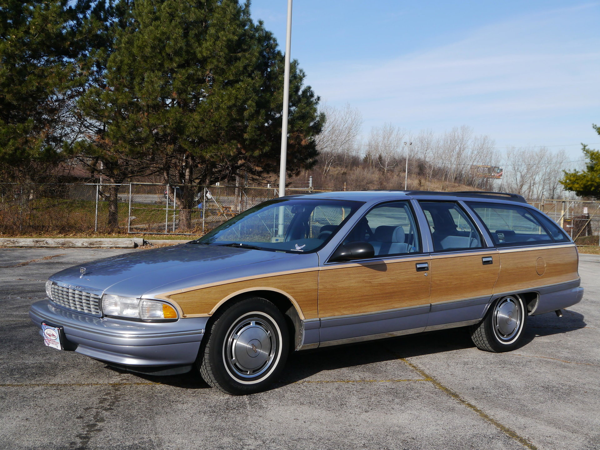 48361052d1817 hd 1995 chevrolet caprice classic station wagon