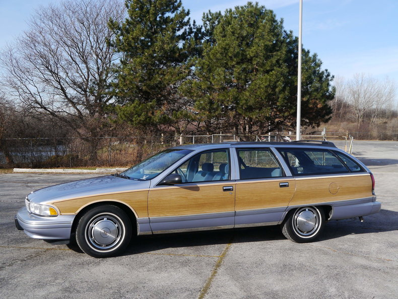 4836238b7153f low res 1995 chevrolet caprice classic station wagon