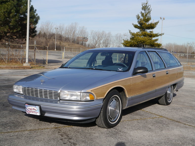 1995 chevrolet caprice classic station wagon for sale 76134 mcg. Black Bedroom Furniture Sets. Home Design Ideas