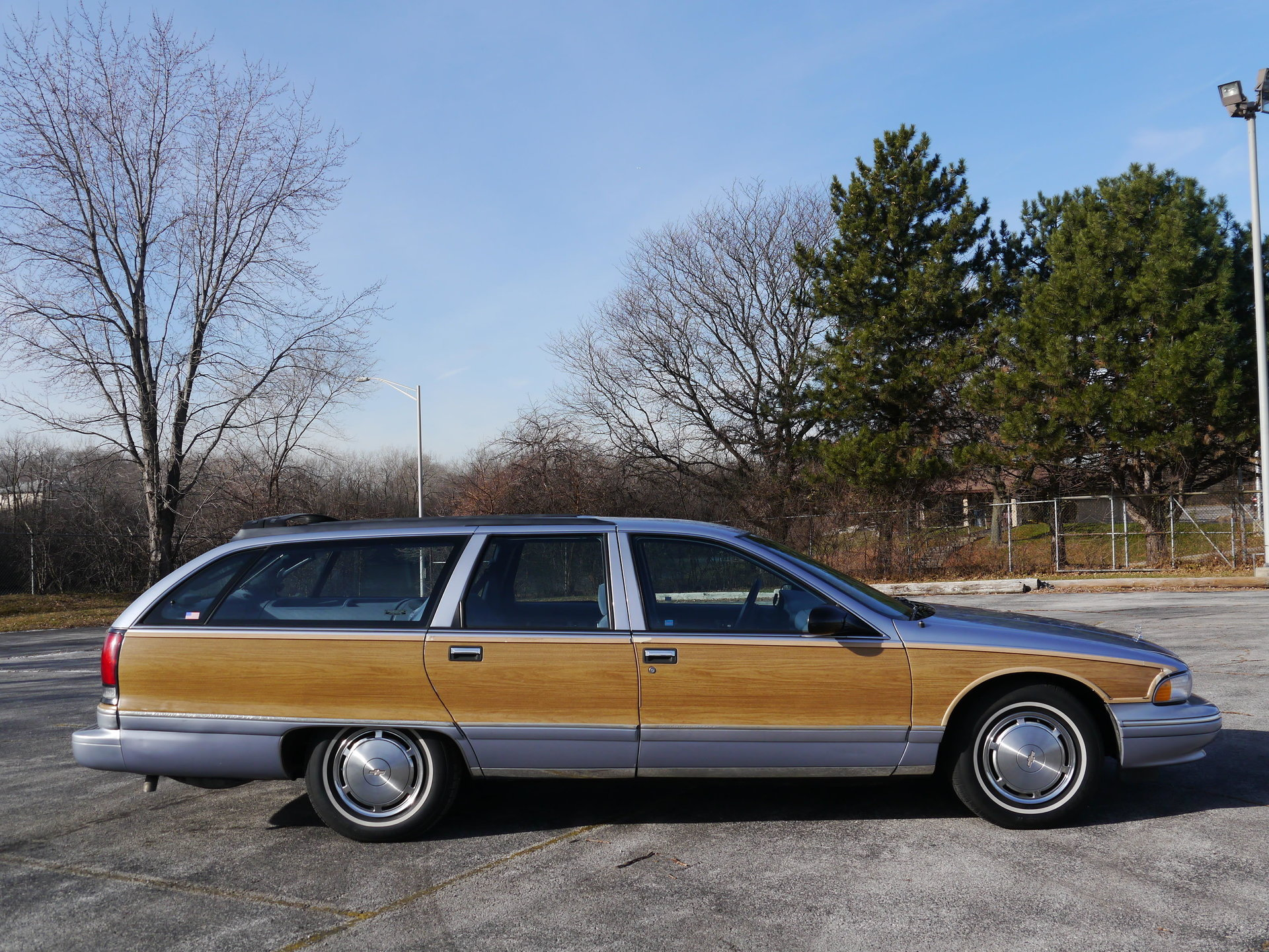 1995 Chevrolet Caprice Classic Station Wagon For Sale 76134 Mcg 1966 Chevy