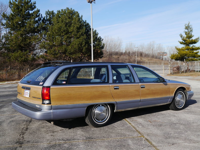 48394410613fc low res 1995 chevrolet caprice classic station wagon