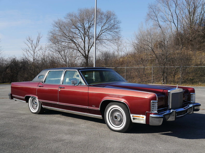 1979 lincoln town car	  1979 Lincoln Town Car | Midwest Car Exchange