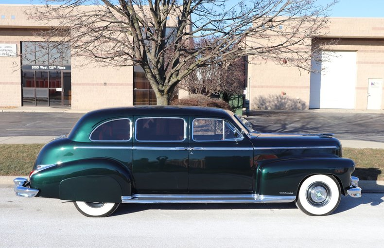 491720e0af705 low res 1946 cadillac fleetwood 4 door limousine 7 passenger