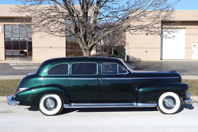 49174d567213e low res 1946 cadillac fleetwood 4 door limousine 7 passenger