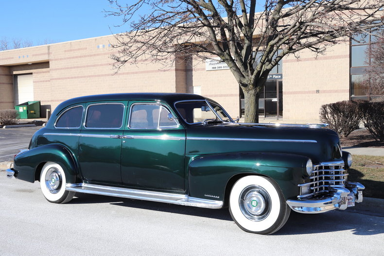 491788af82214 low res 1946 cadillac fleetwood 4 door limousine 7 passenger