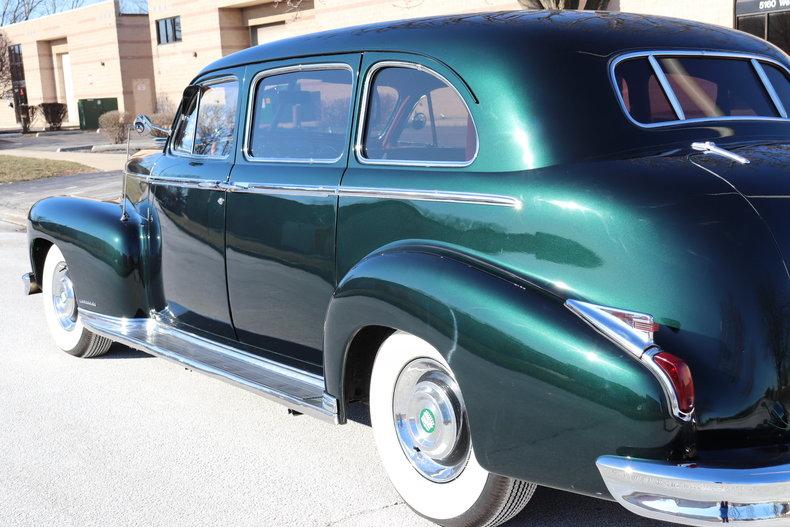 49208aed91c1d low res 1946 cadillac fleetwood 4 door limousine 7 passenger