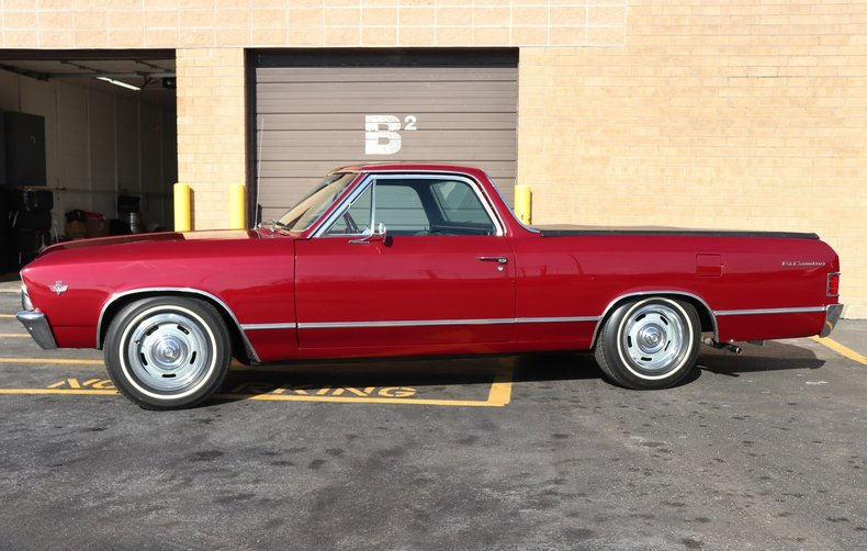 493004cfb1dae low res 1967 chevrolet el camino