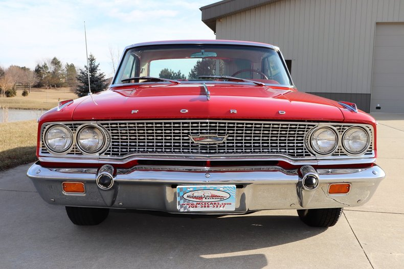 49706a4dedeae low res 1963 ford galaxie 500 xl