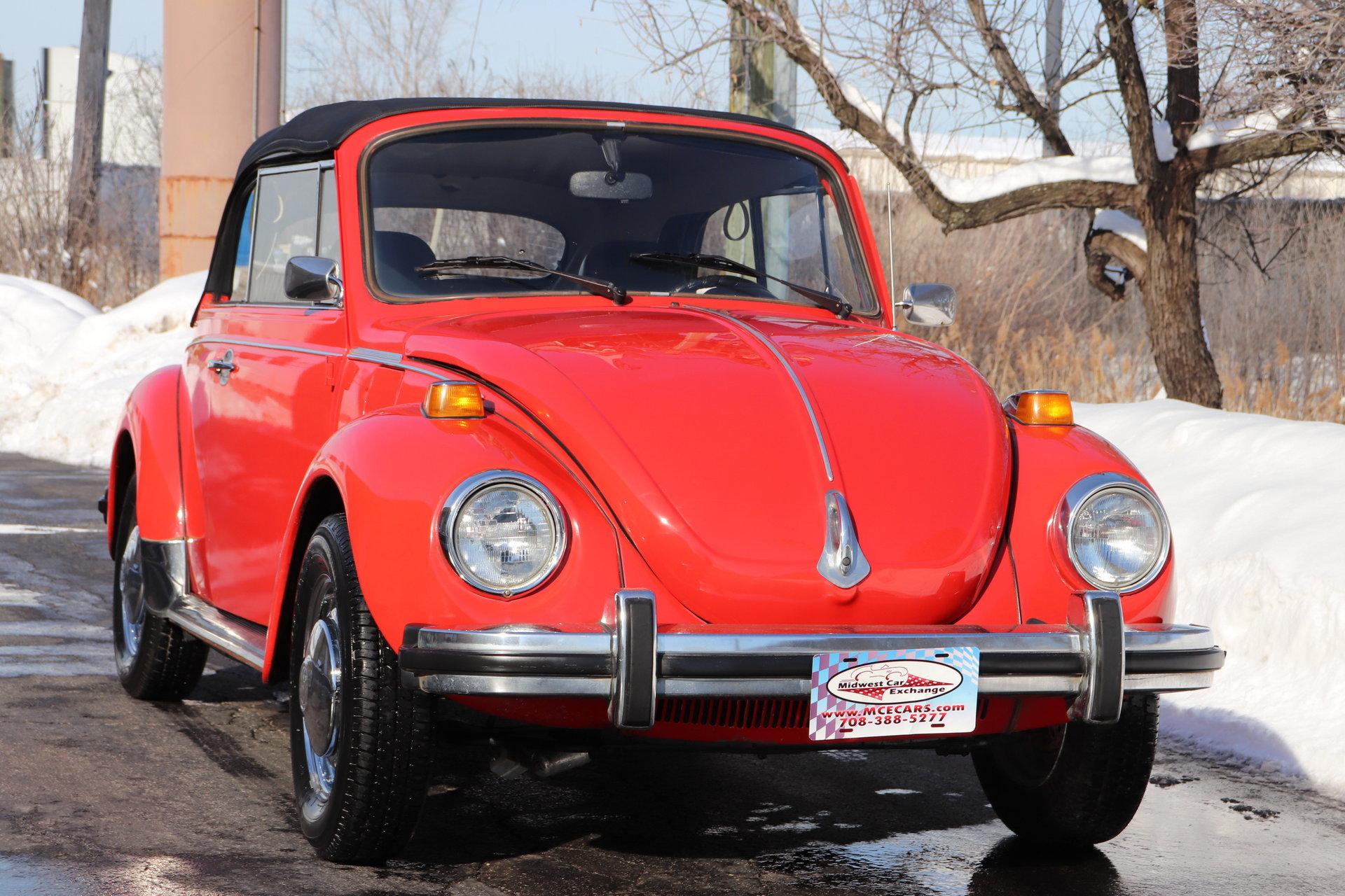 volkswagen super beetle midwest car exchange