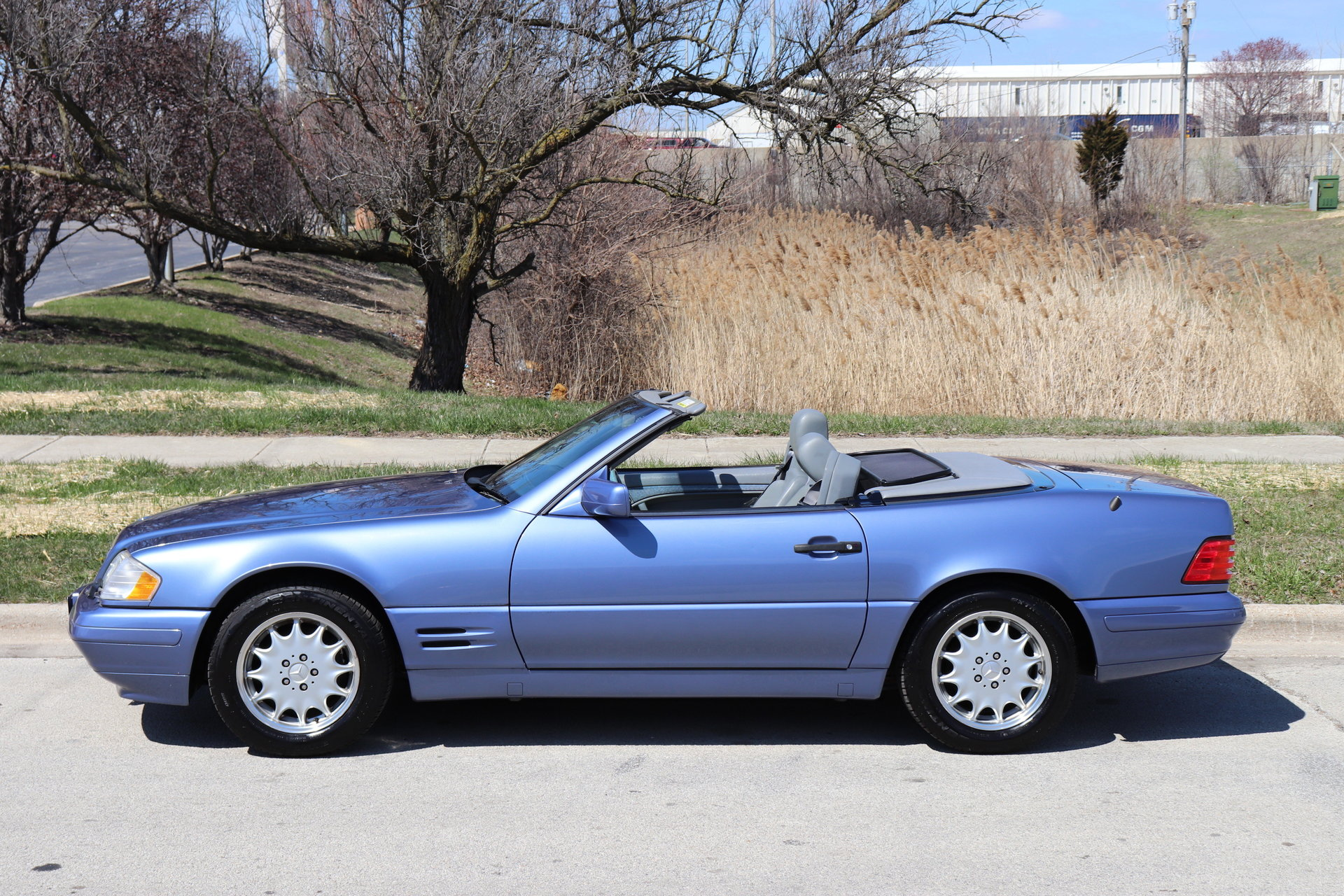 514844f50c2d3 hd 1997 mercedes benz sl320