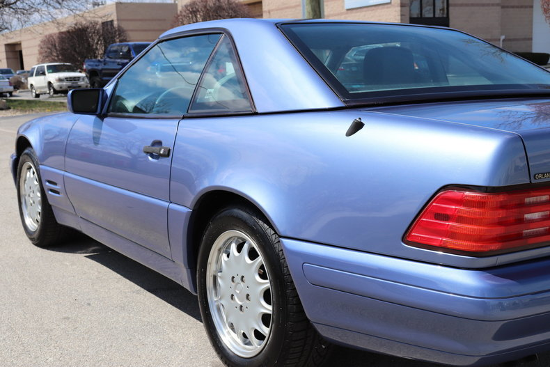51489f11bd9ce low res 1997 mercedes benz sl320