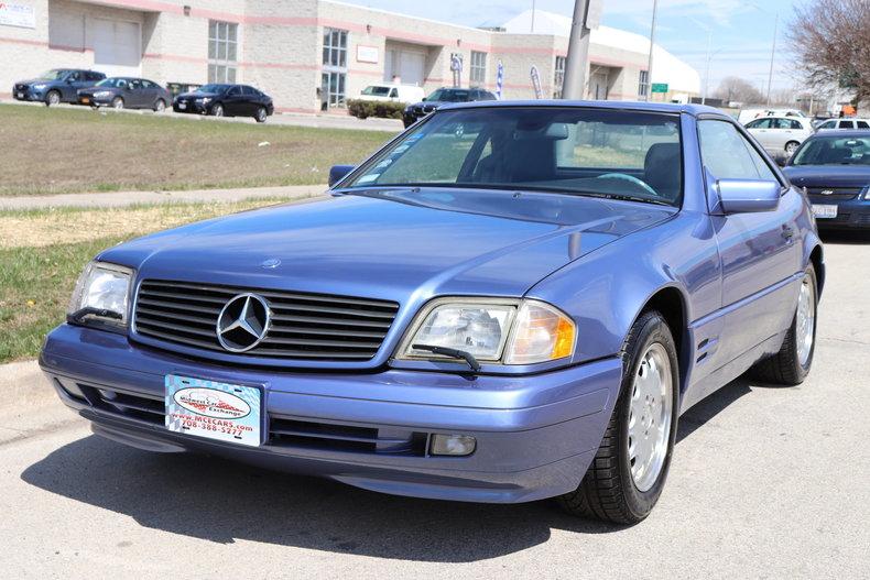 51491172cc7b6 low res 1997 mercedes benz sl320