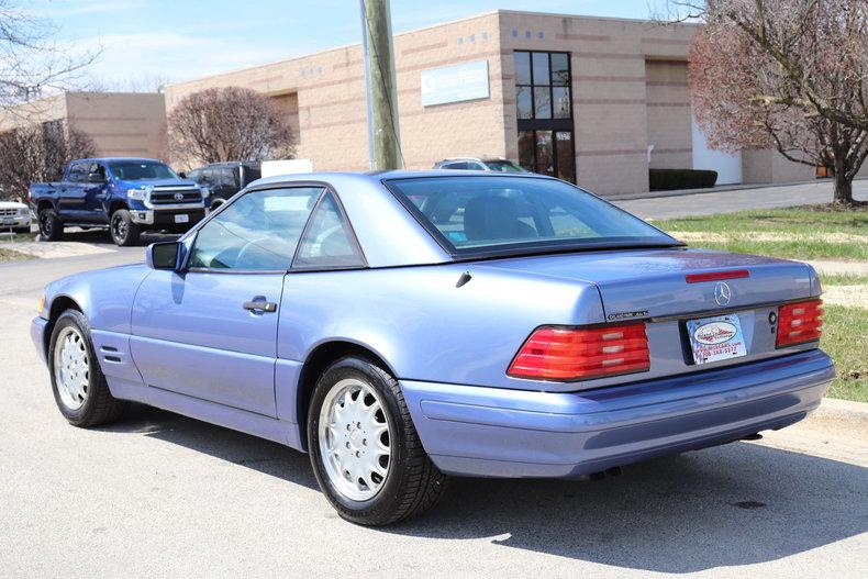 5149435abc410 low res 1997 mercedes benz sl320