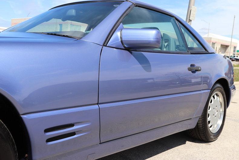 514953076a9f9 low res 1997 mercedes benz sl320