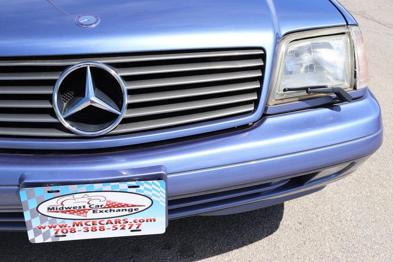 5150082f7680e low res 1997 mercedes benz sl320