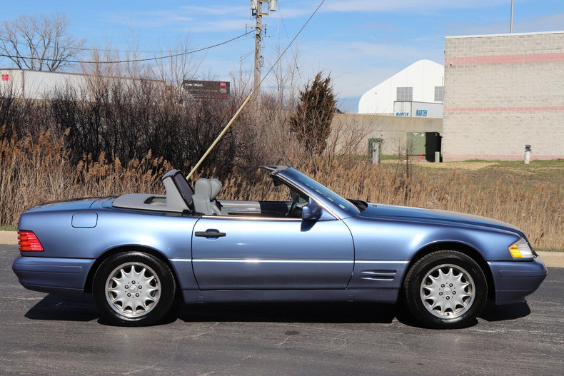1997 Mercedes Benz SL320 For Sale