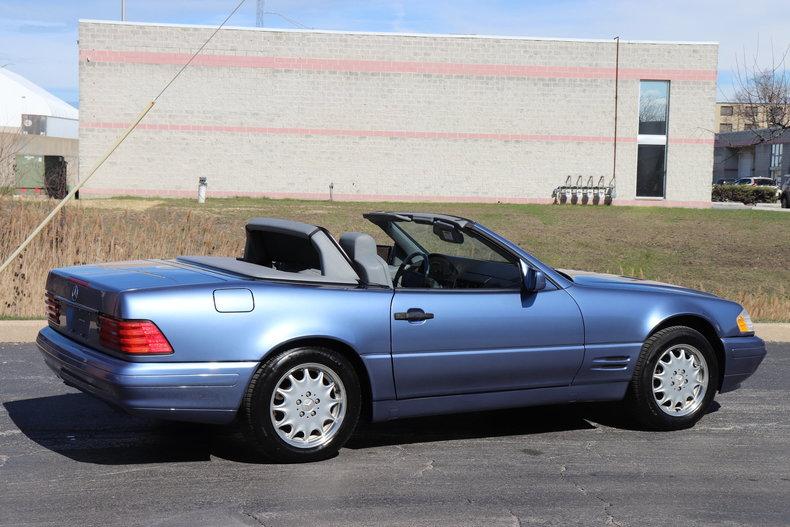 515066a2ab2f0 low res 1997 mercedes benz sl320