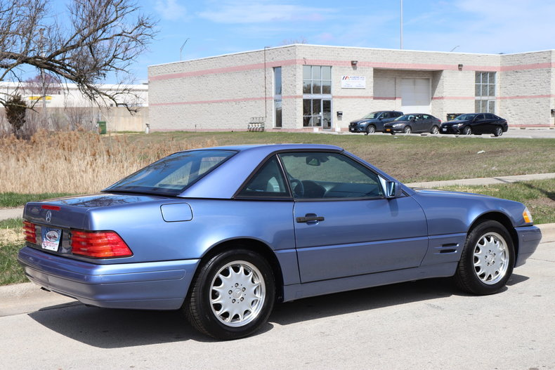 5151367e35d40 low res 1997 mercedes benz sl320