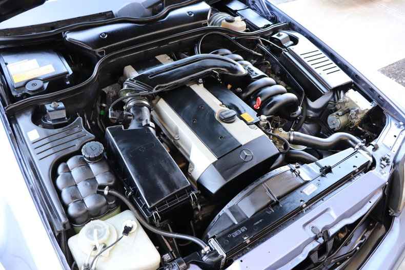515699cee081f low res 1997 mercedes benz sl320