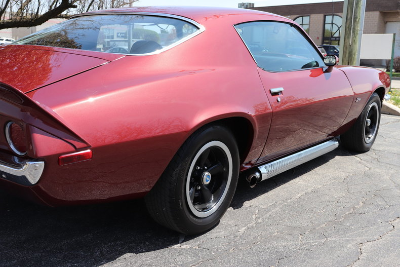 518629888b124 low res 1971 chevrolet camaro