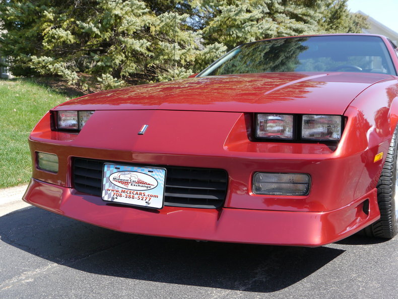 518855c919177 low res 1991 chevrolet camaro