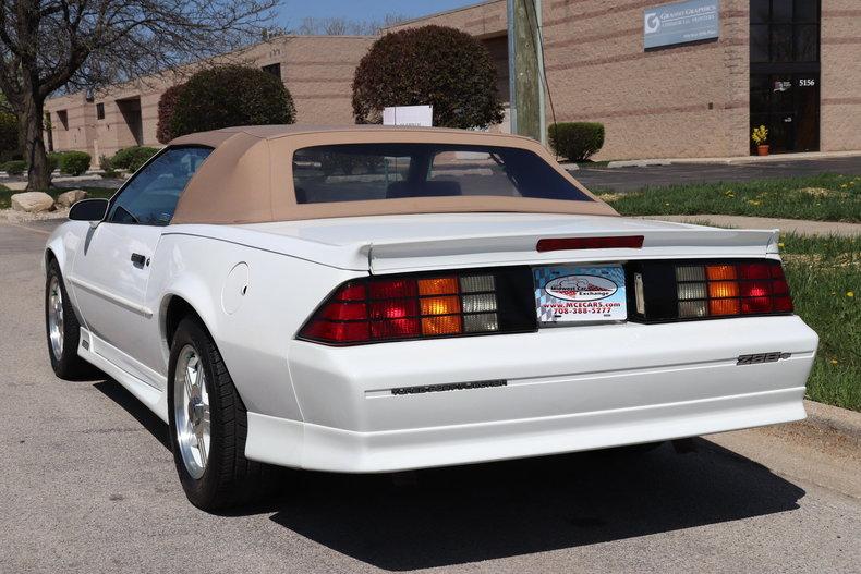 52090618151f1 low res 1992 chevrolet camaro