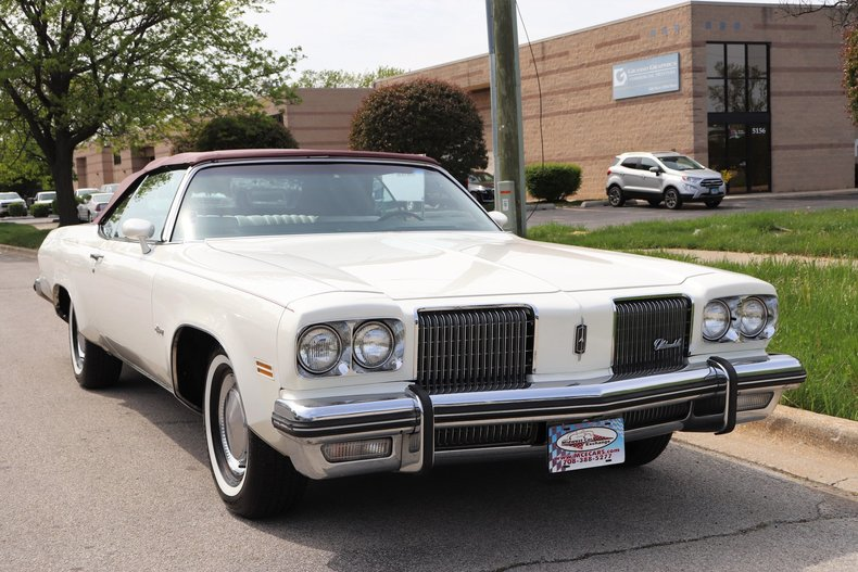 523148efa8f77 low res 1974 oldsmobile delta 88 royale convertible