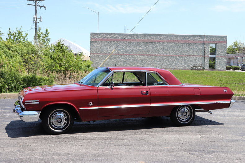 525155f8c61ee low res 1963 chevrolet impala ss