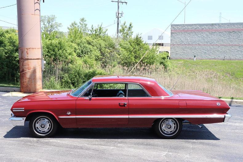 52516104c12e1 low res 1963 chevrolet impala ss