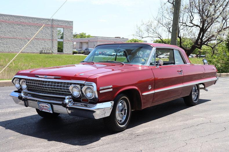 5251702d8f0d2 low res 1963 chevrolet impala ss