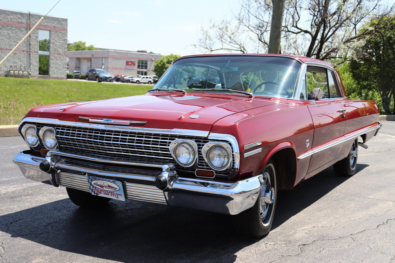 525194a378a85 low res 1963 chevrolet impala ss