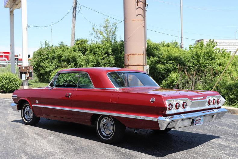 525249a2d7cb5 low res 1963 chevrolet impala ss