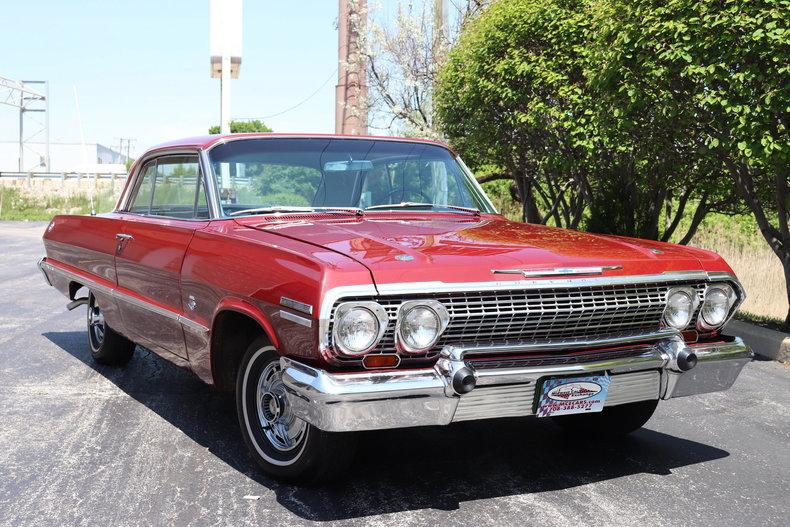 525419319da43 low res 1963 chevrolet impala ss