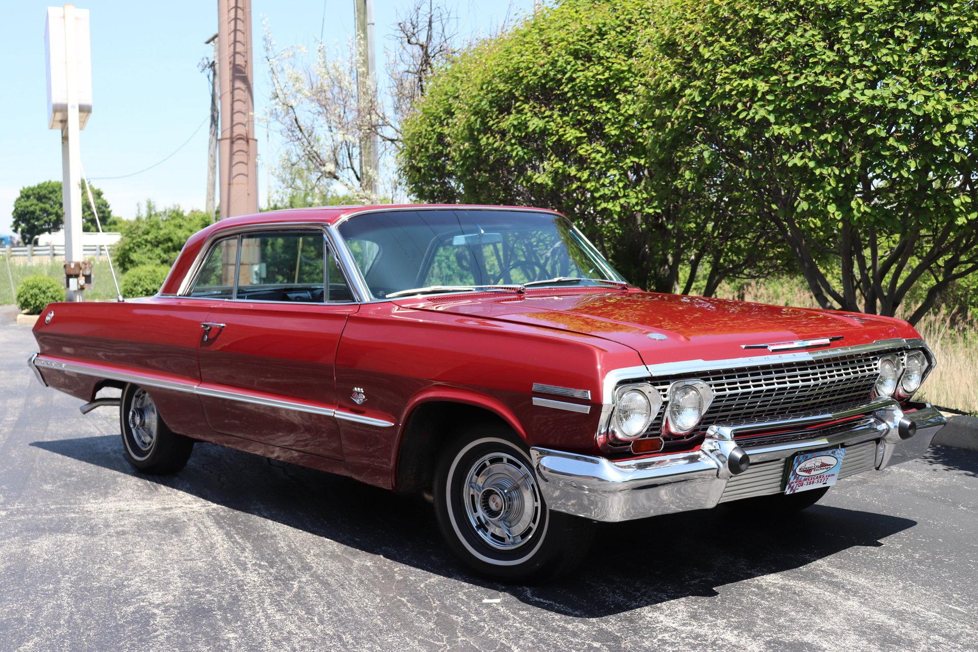 52542529fc45c hd 1963 chevrolet impala ss