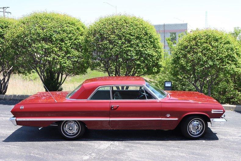 5254340c77998 low res 1963 chevrolet impala ss