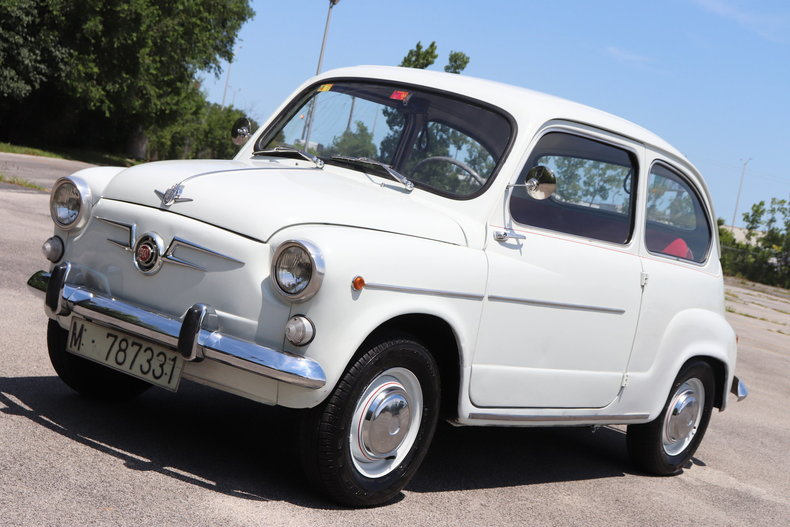 1969 Fiat 600D For Sale