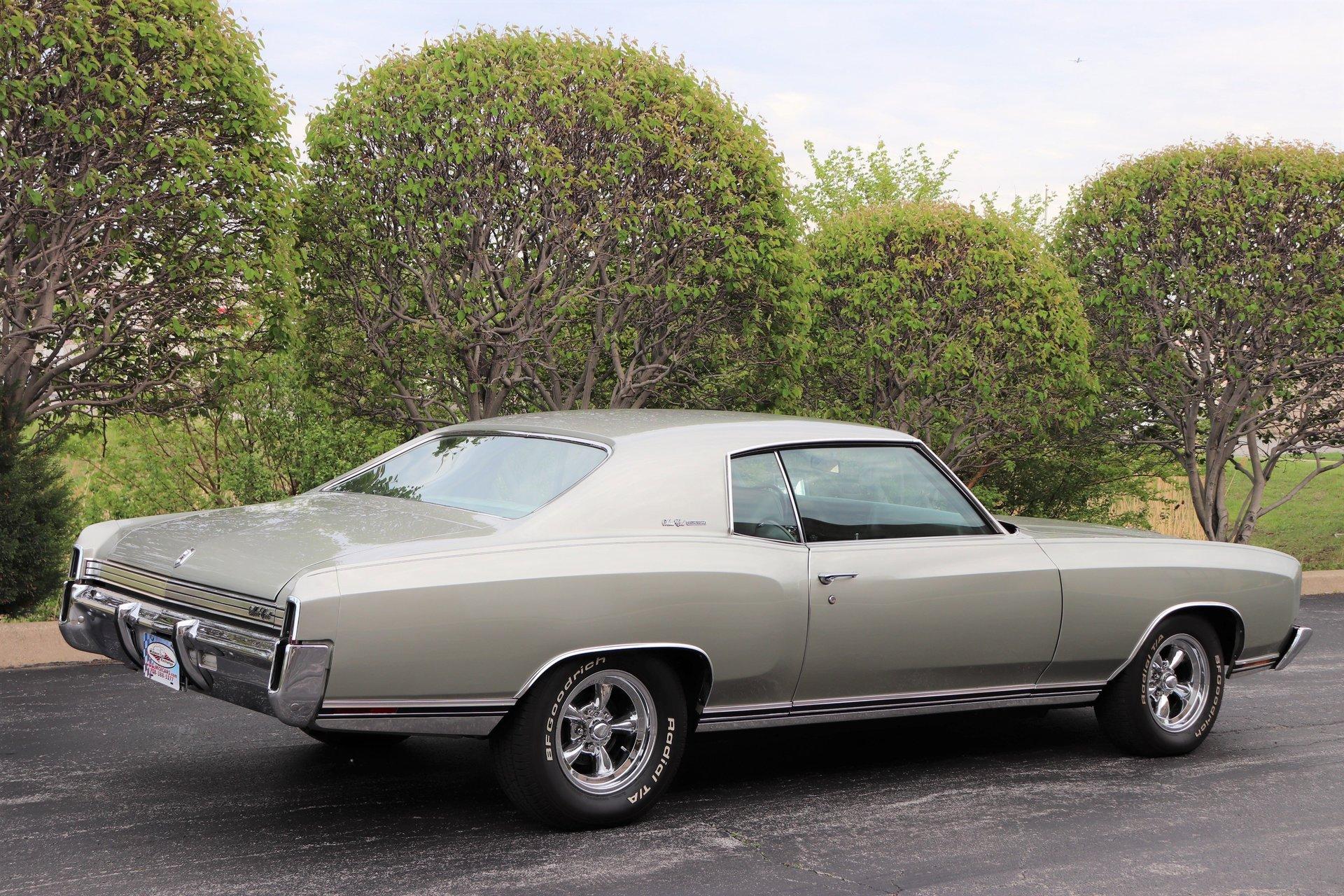 Midwest Car Exchange >> 1972 Chevrolet Monte Carlo Custom for sale #88990 | MCG