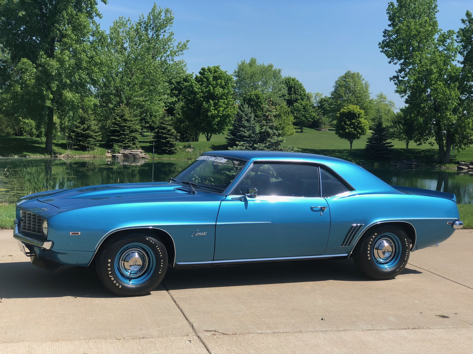 1969 chevrolet camaro copo | midwest car exchange