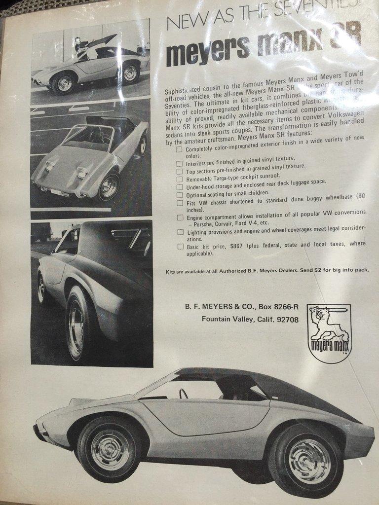 53704cef7a341 low res 1970 volkswagen dune buggy manx sr2