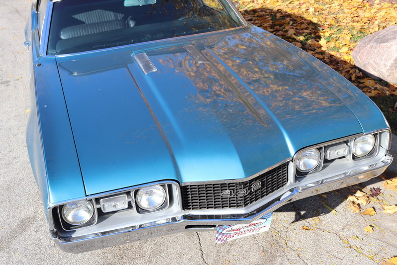 610293690e1fd low res 1968 oldsmobile 442 convertible