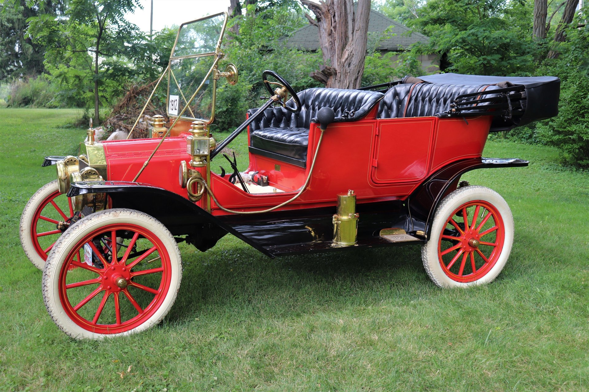 55523c06cccaa hd 1912 ford model t four door touring