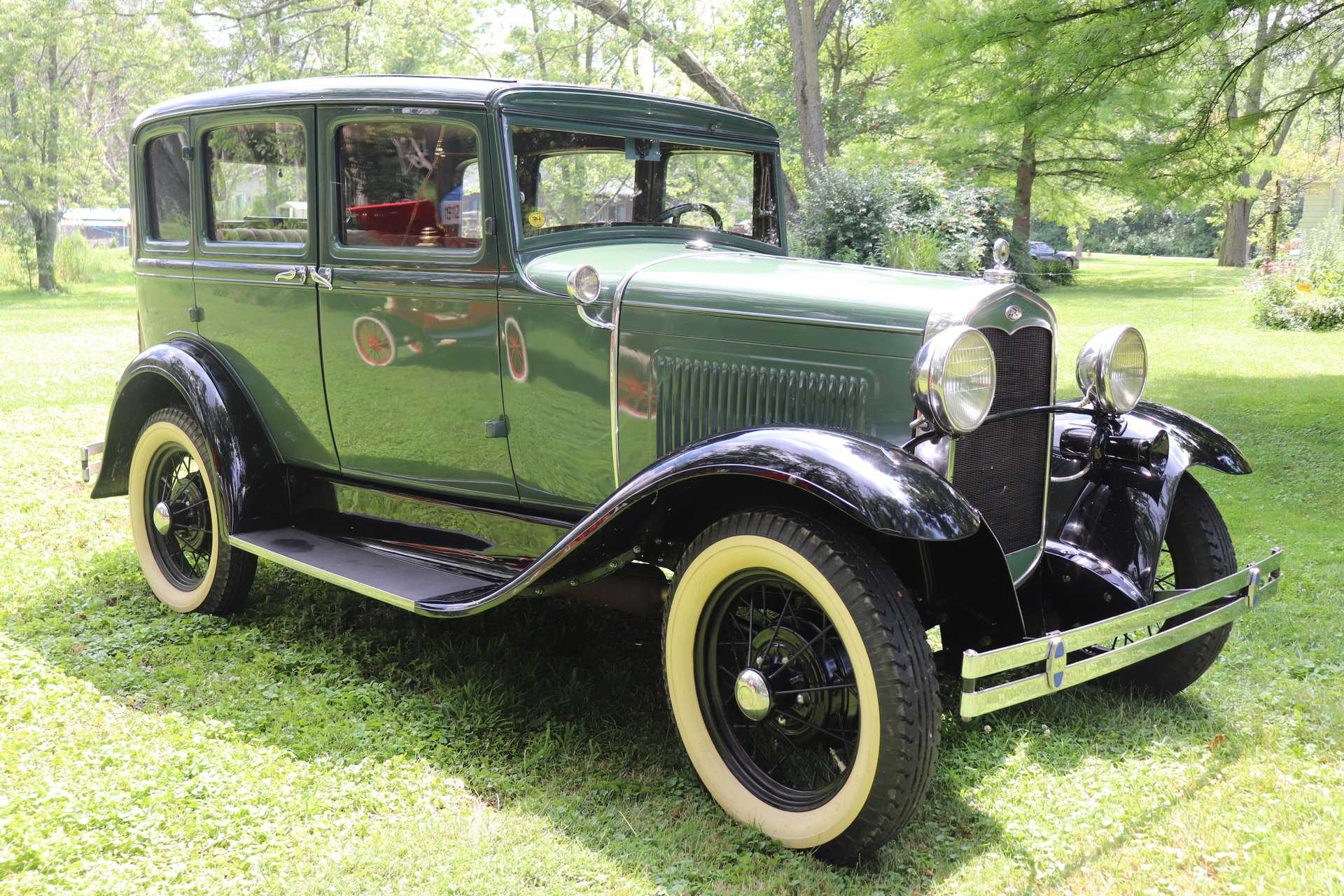 1931 Ford Model A Midwest Car Exchange