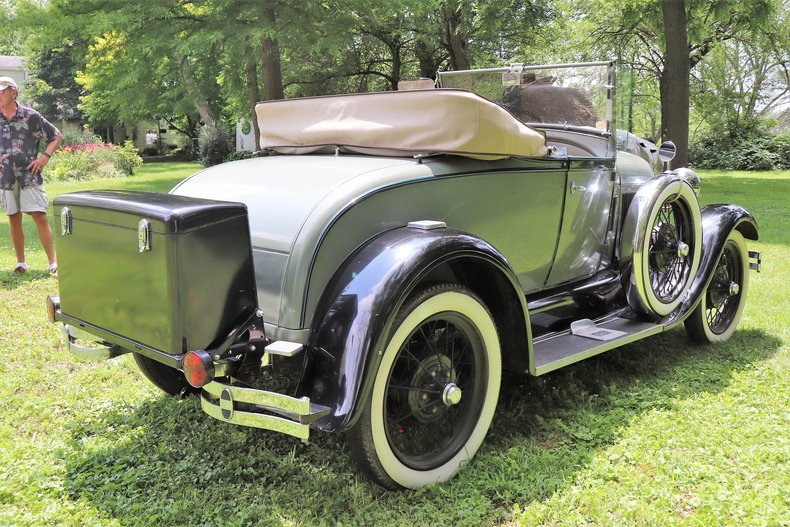 5625784310286 low res 1929 ford model a roadster