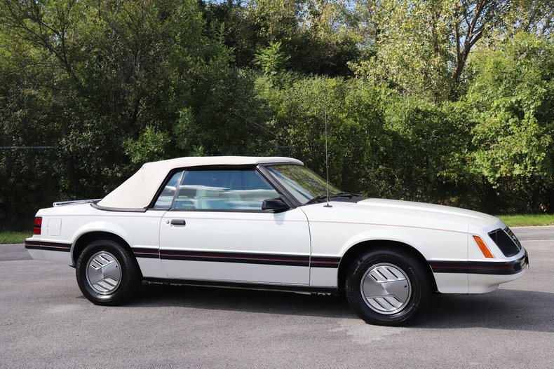 585944ee805c8 low res 1983 ford mustang glx convertible