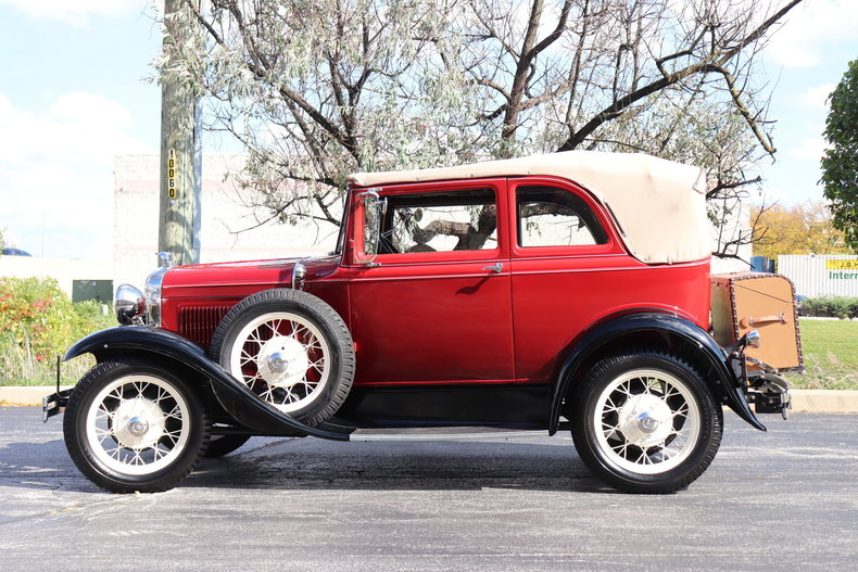 59854303763e3 low res 1931 ford model a 400