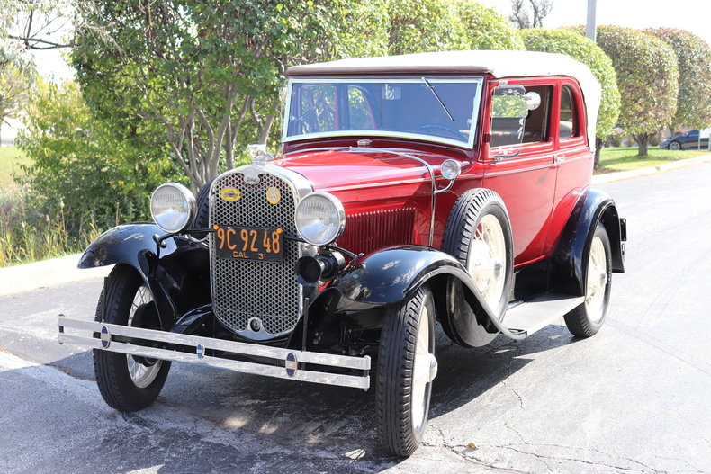 598608774da88 low res 1931 ford model a 400
